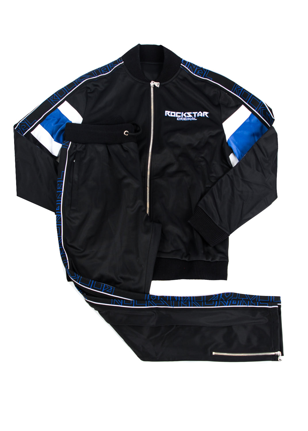 Beck 3.0 (Black) Track Suit