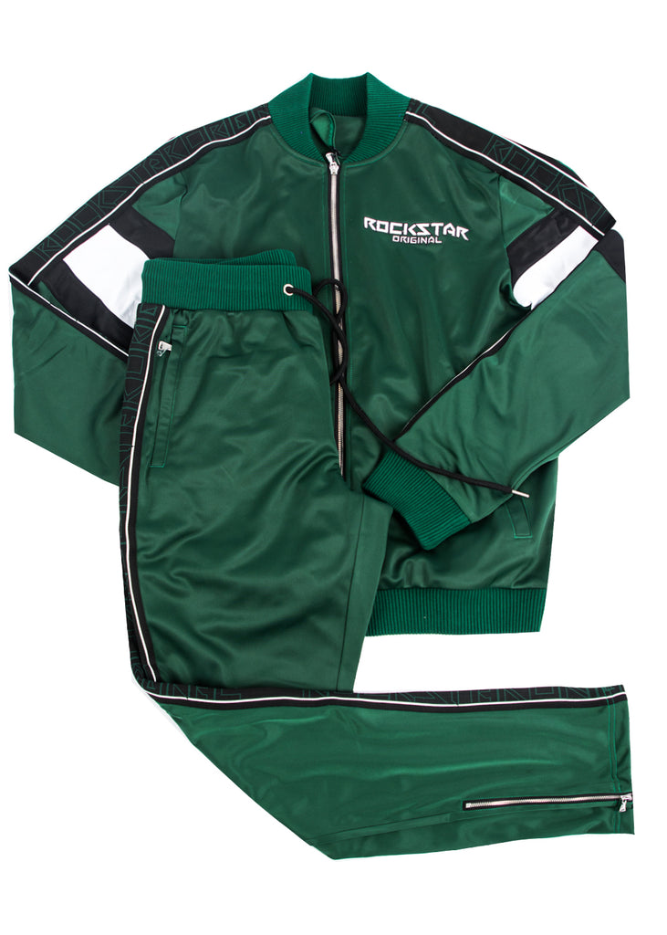 Beck 3.0 (Green) Track Suit