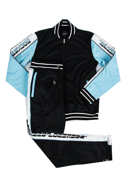 Beck 4.0 (Turquoise) Track Suit