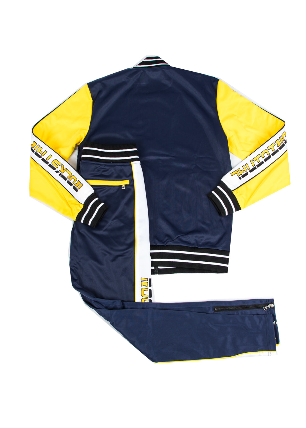 Beck 4.0 (Yellow) Track Suit