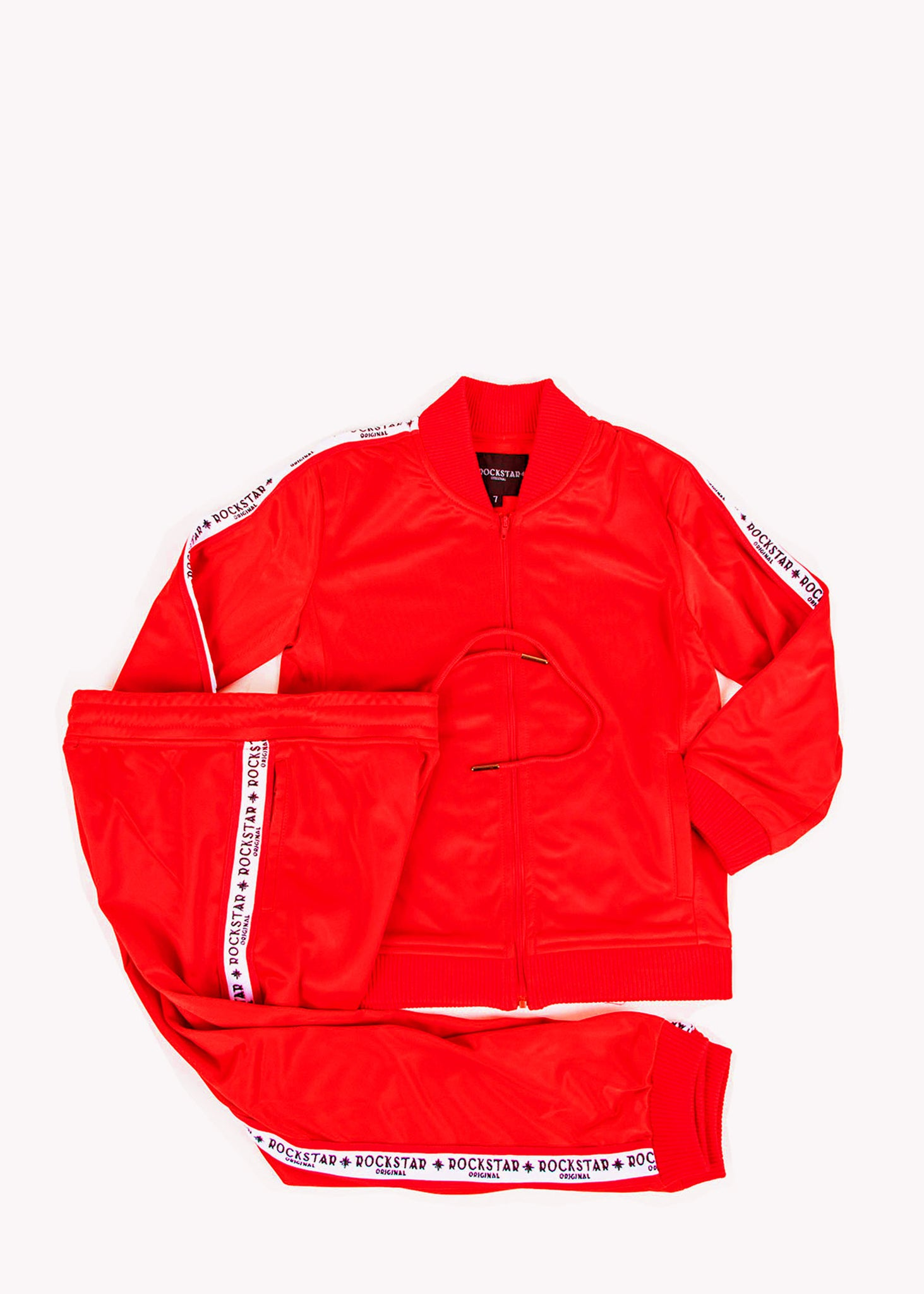 Kids Beck (Red) Track Suit
