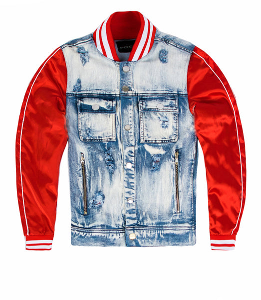 Chaz Jacket (Red)