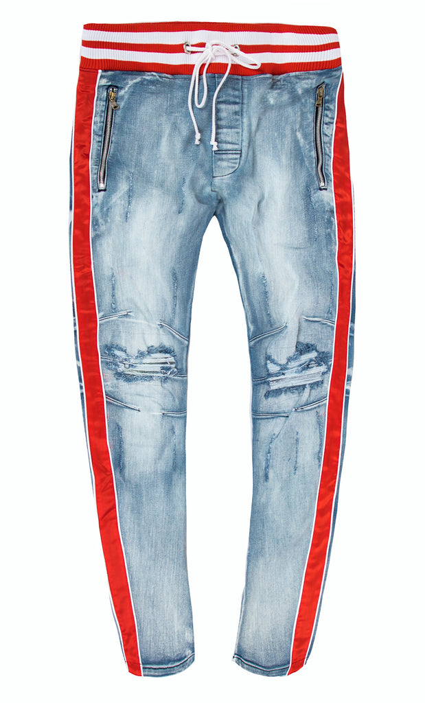 Chaz Pants (Red)