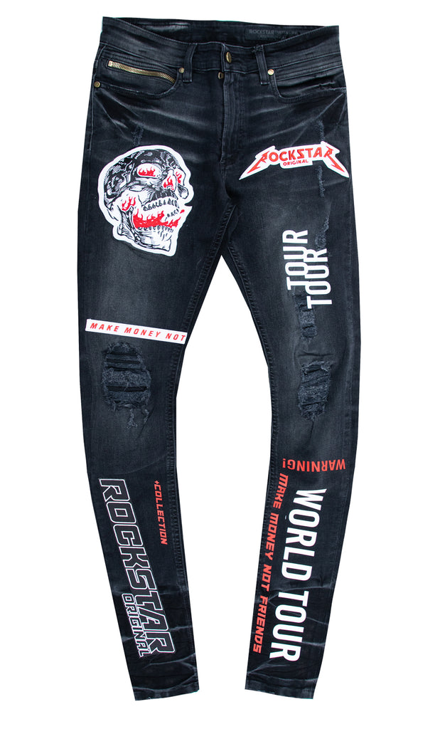 Claude Pants (Black)