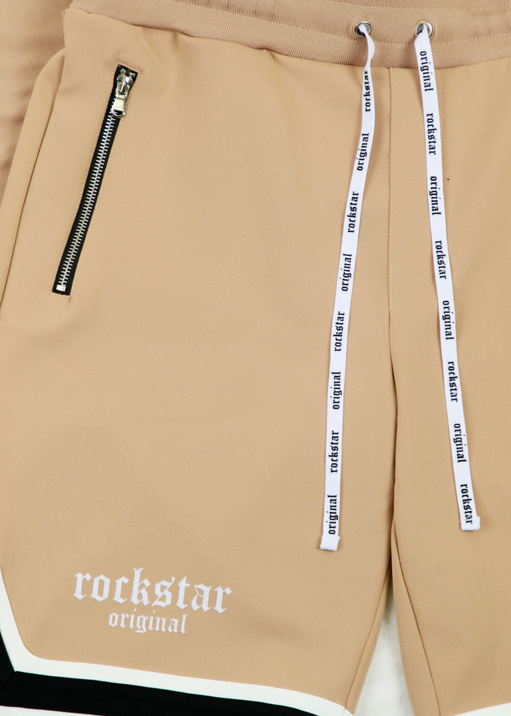 Corey 2.0 Short Set (Beige)