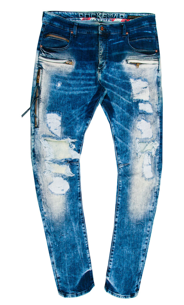 Chad Motorcycle Jeans