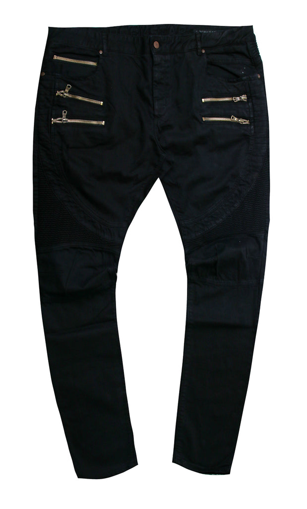 D-Ray Denim Pant (Black)