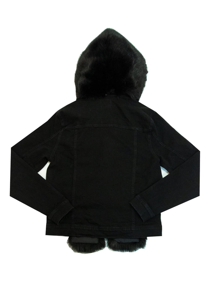 Demna Black Jacket 2.0