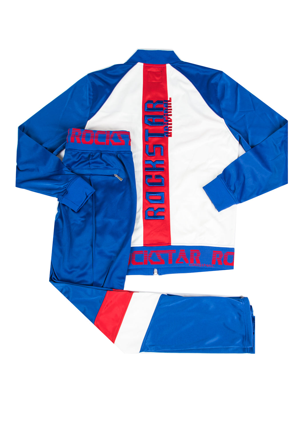 Dorian (Blue) Track Suit