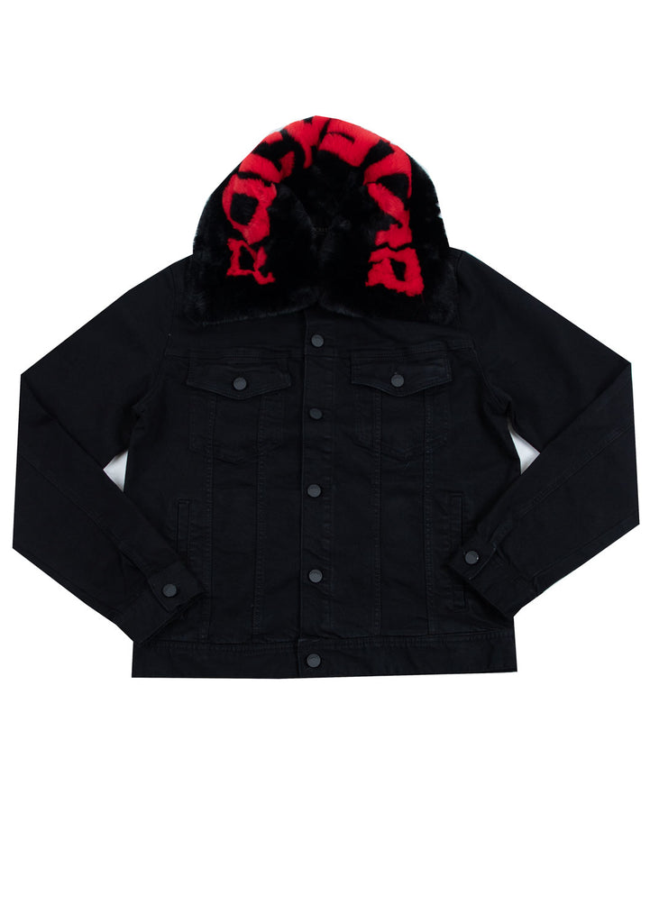 FABE Jacket (Red/Black)