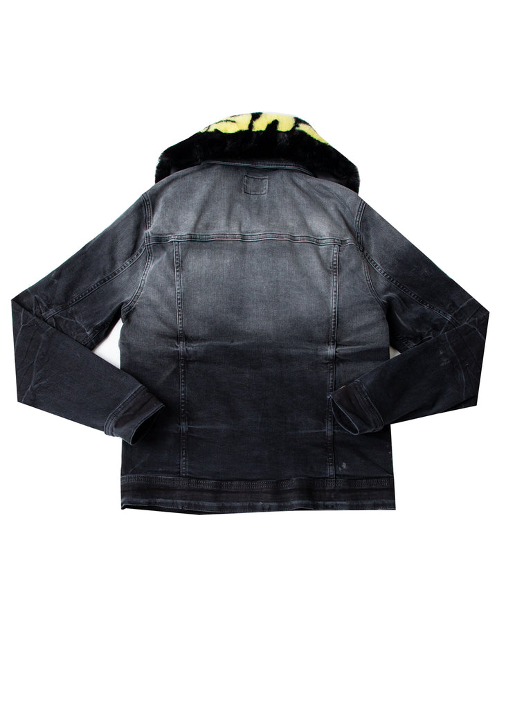 FABE Jacket (Yellow Zipper)