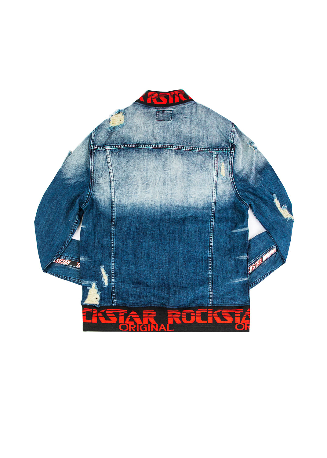 Goga Blue Jacket