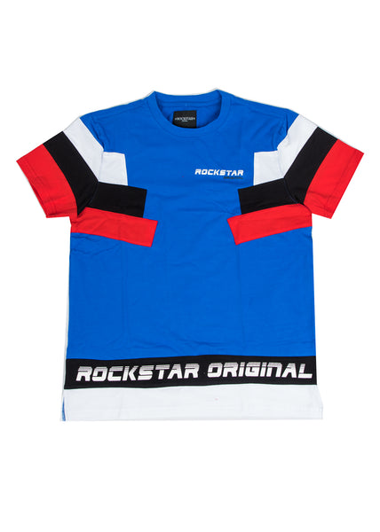 Dorian T Shirt (Blue)