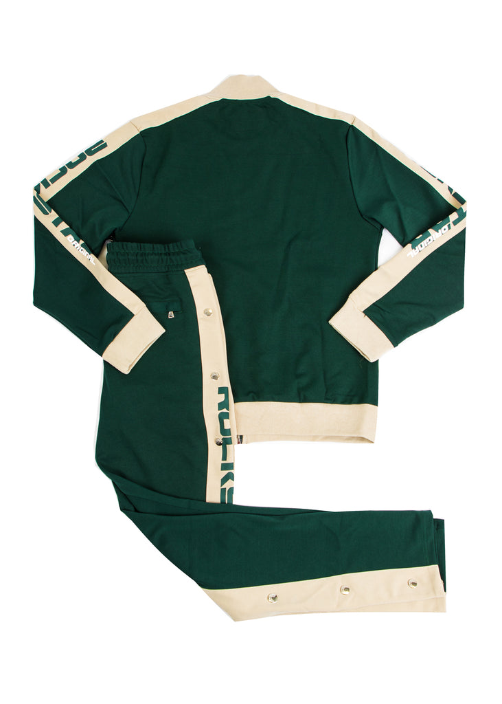 Hector (Green) Track Suit