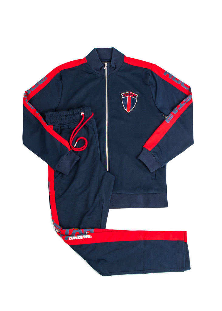 Hector (Blue) Track Suit