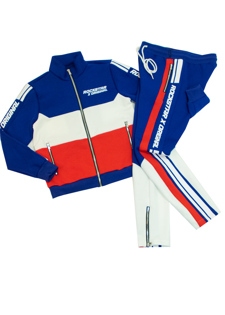Jalen Track Suit (Blue)