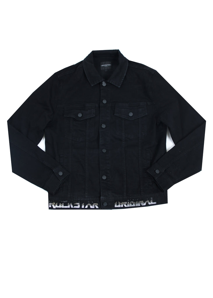 Jarvis Black Jacket