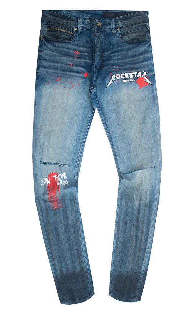 Jay Jeans 3.0 (Light Red)