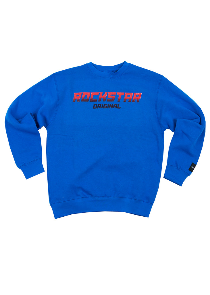 Jevon Sweater (Blue)