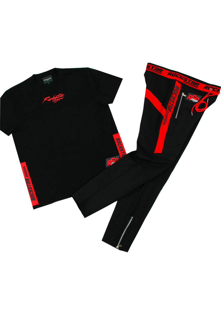 Jeff 2.0 Track Set (Black)
