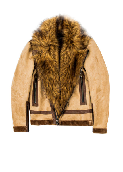 Keegan Jacket (Brown)