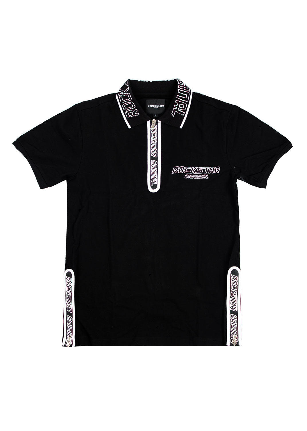 Kenji (Black) Polo