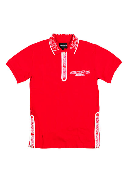 Kenji (Red) Polo