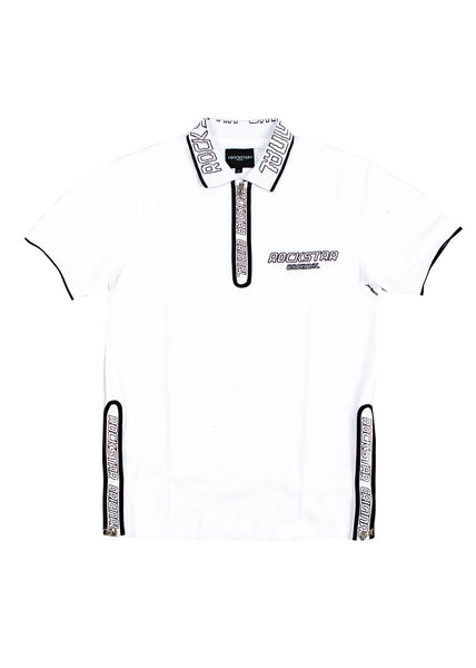 Kenji (White) Polo