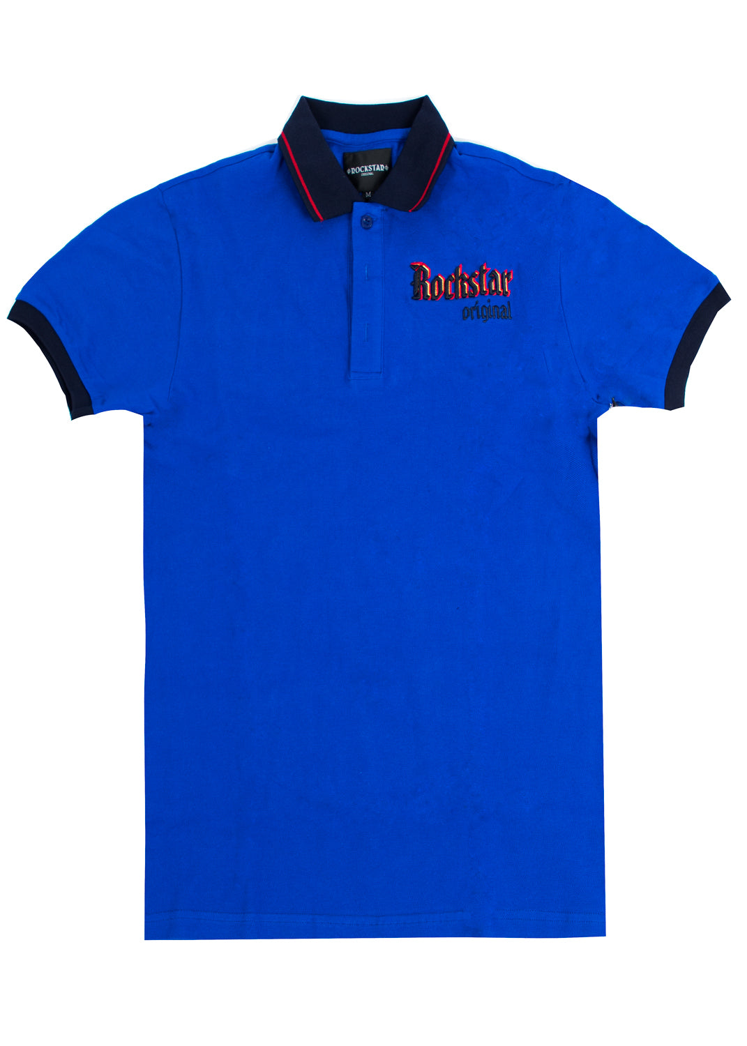 Khalid (Blue) Polo