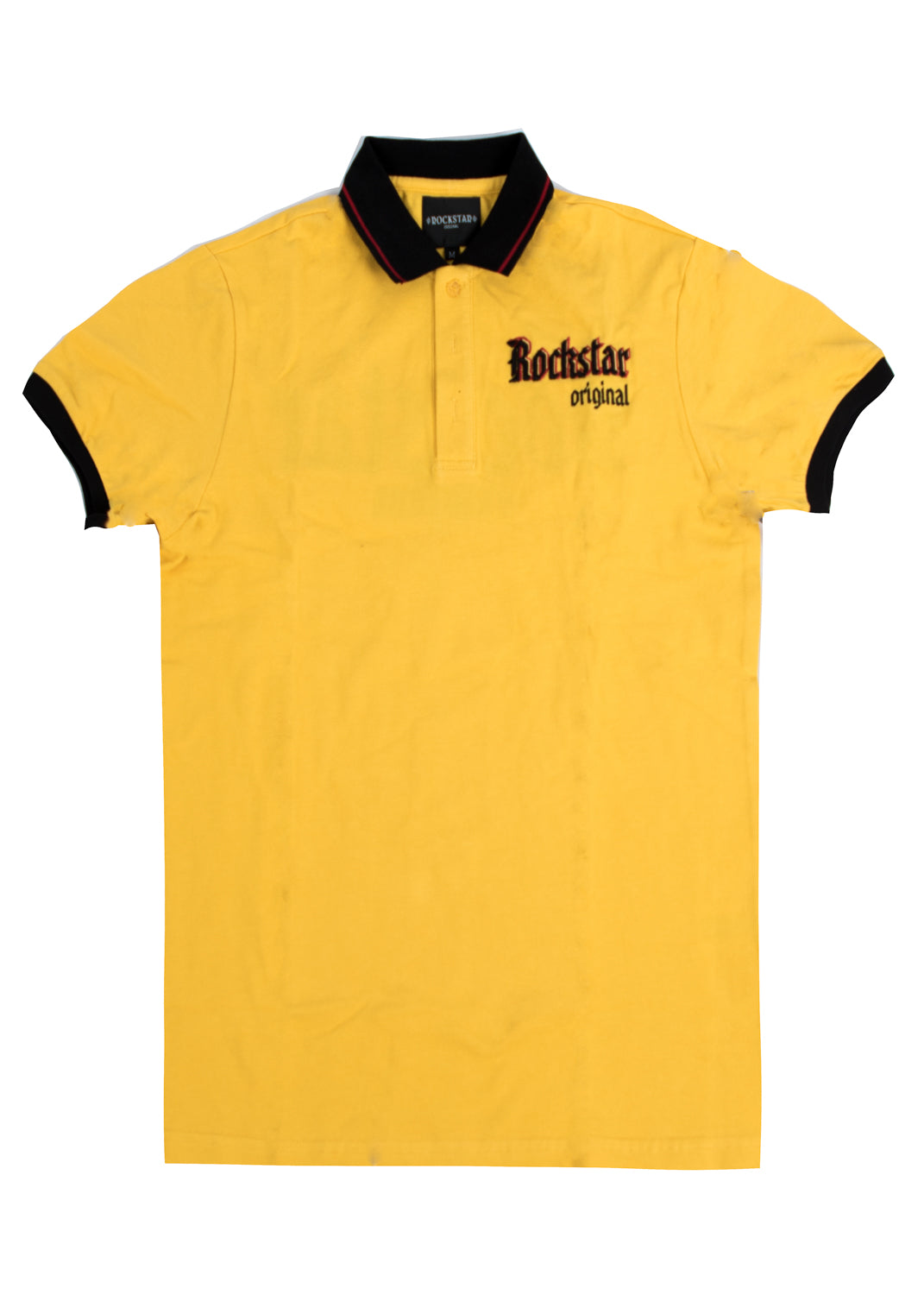 Khalid (Yellow) Polo