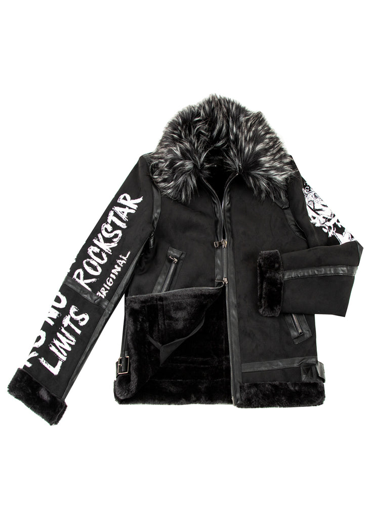 Lansky Jacket 2.0 (Black)