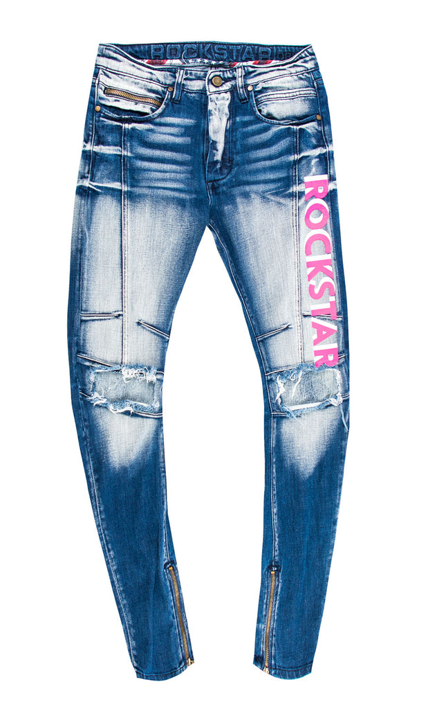 Laurence (Blue) Jeans