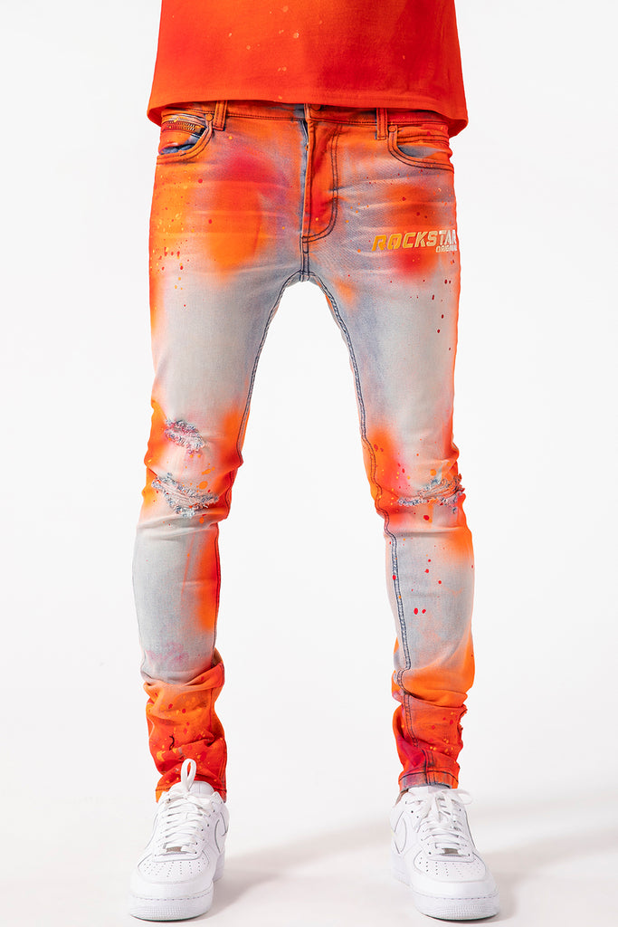 Butter Painter Jean (Orange)