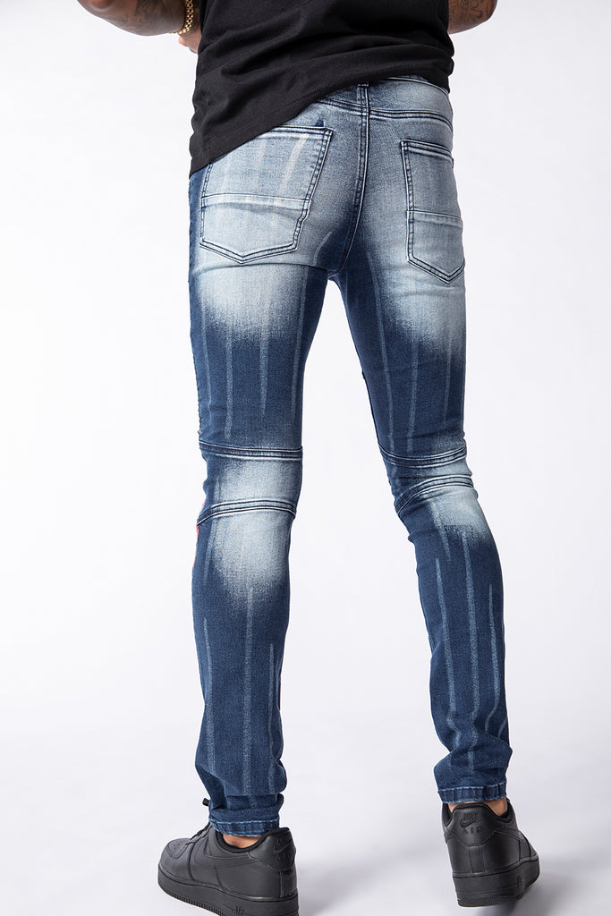 Kase Jean (Dark Blue)