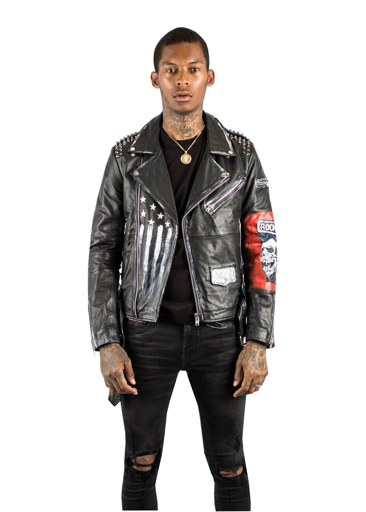 Martin Leather Jacket