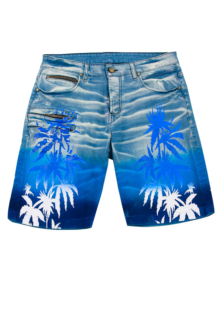 MJ Shorts (Blue)