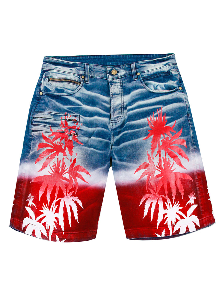 MJ Shorts (Red)