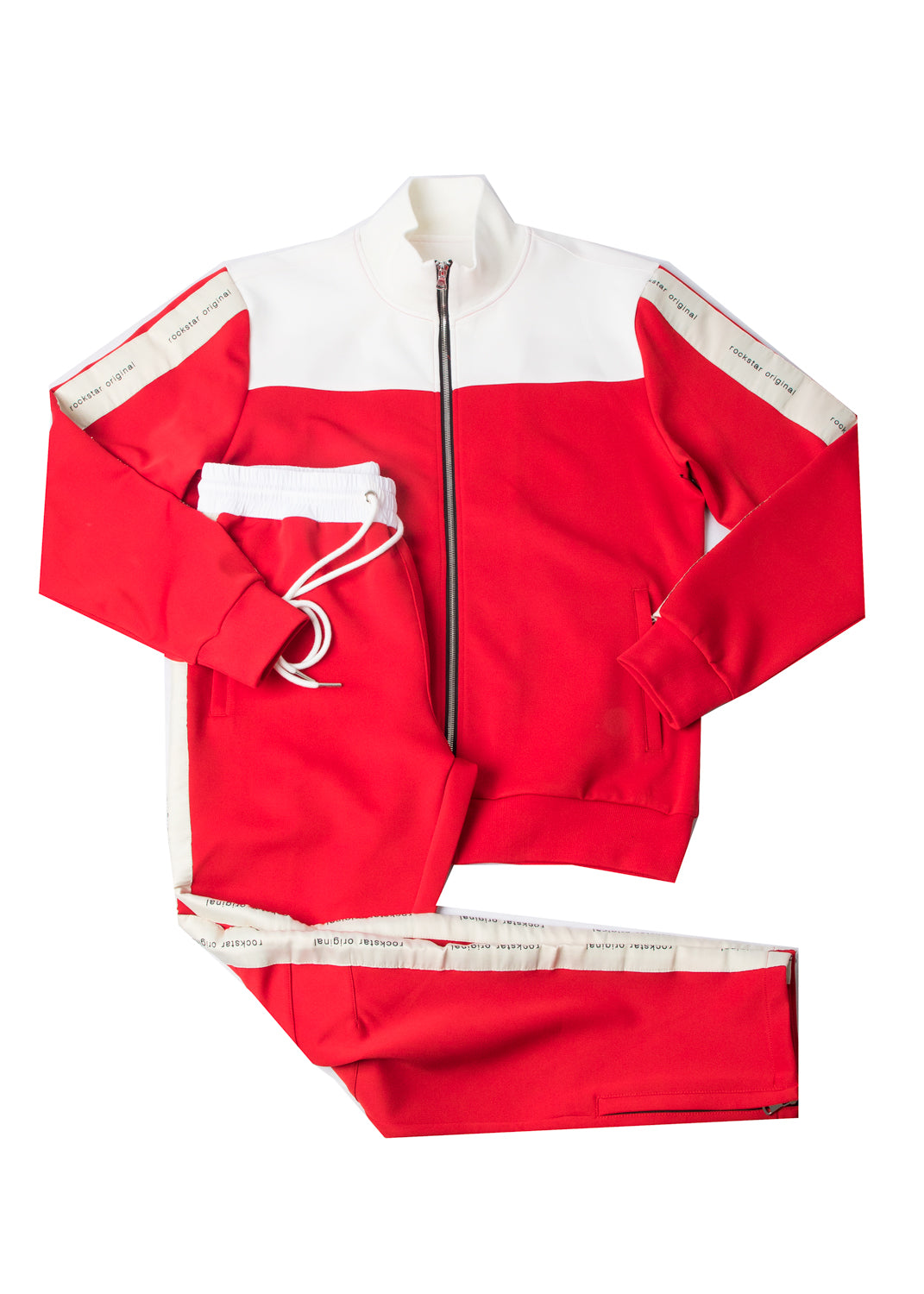 Nobu Track Suit (Red)