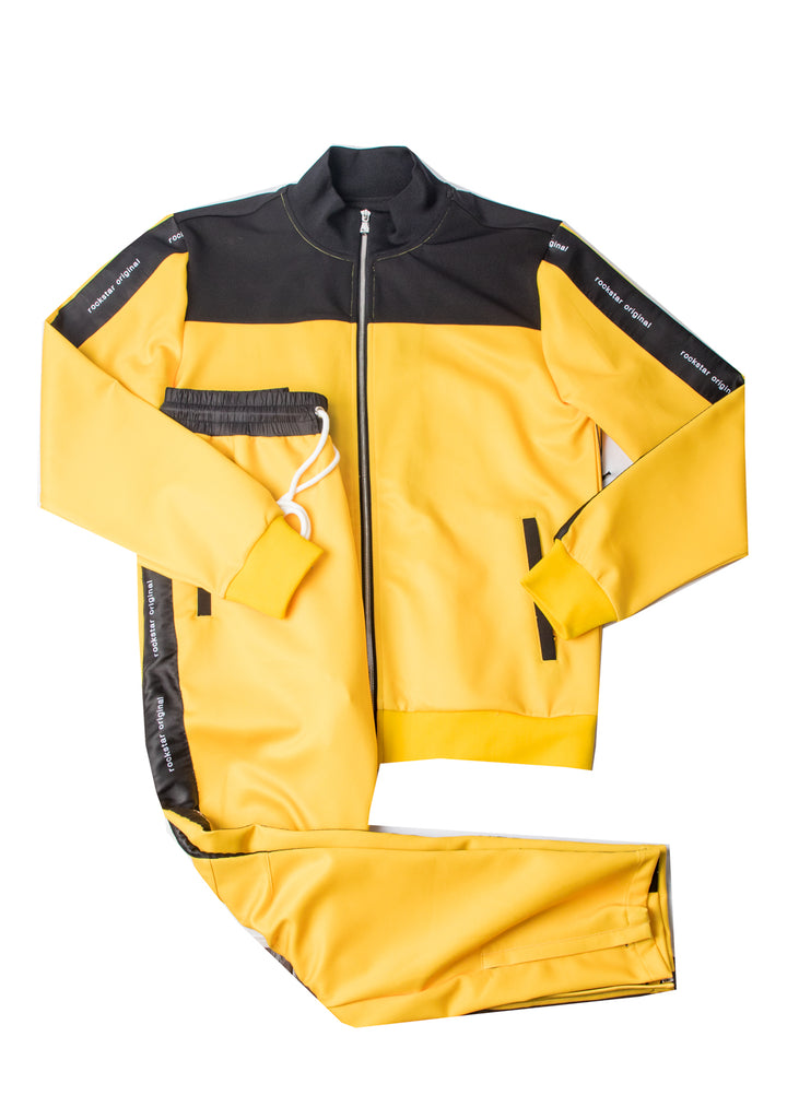 Nobu Track Suit (Yellow)