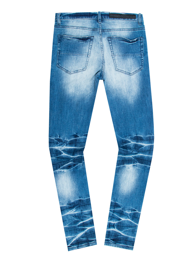 Olin Light Blue Pants