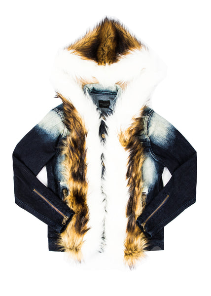 Olin Fur Jacket