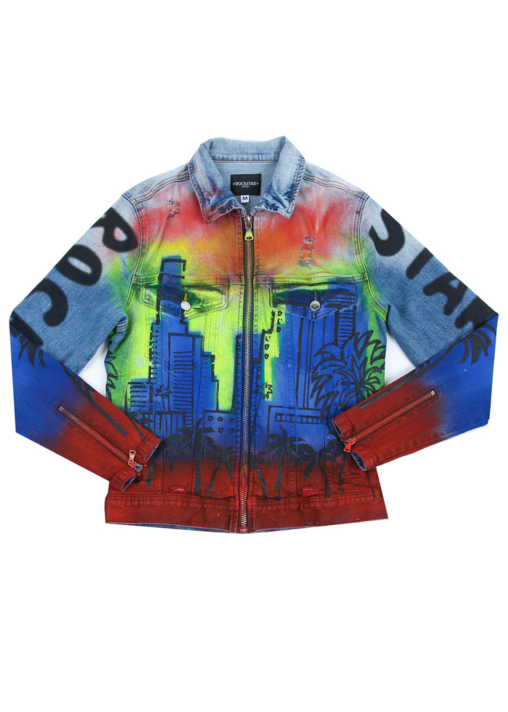 Osiris Jacket (Blue)