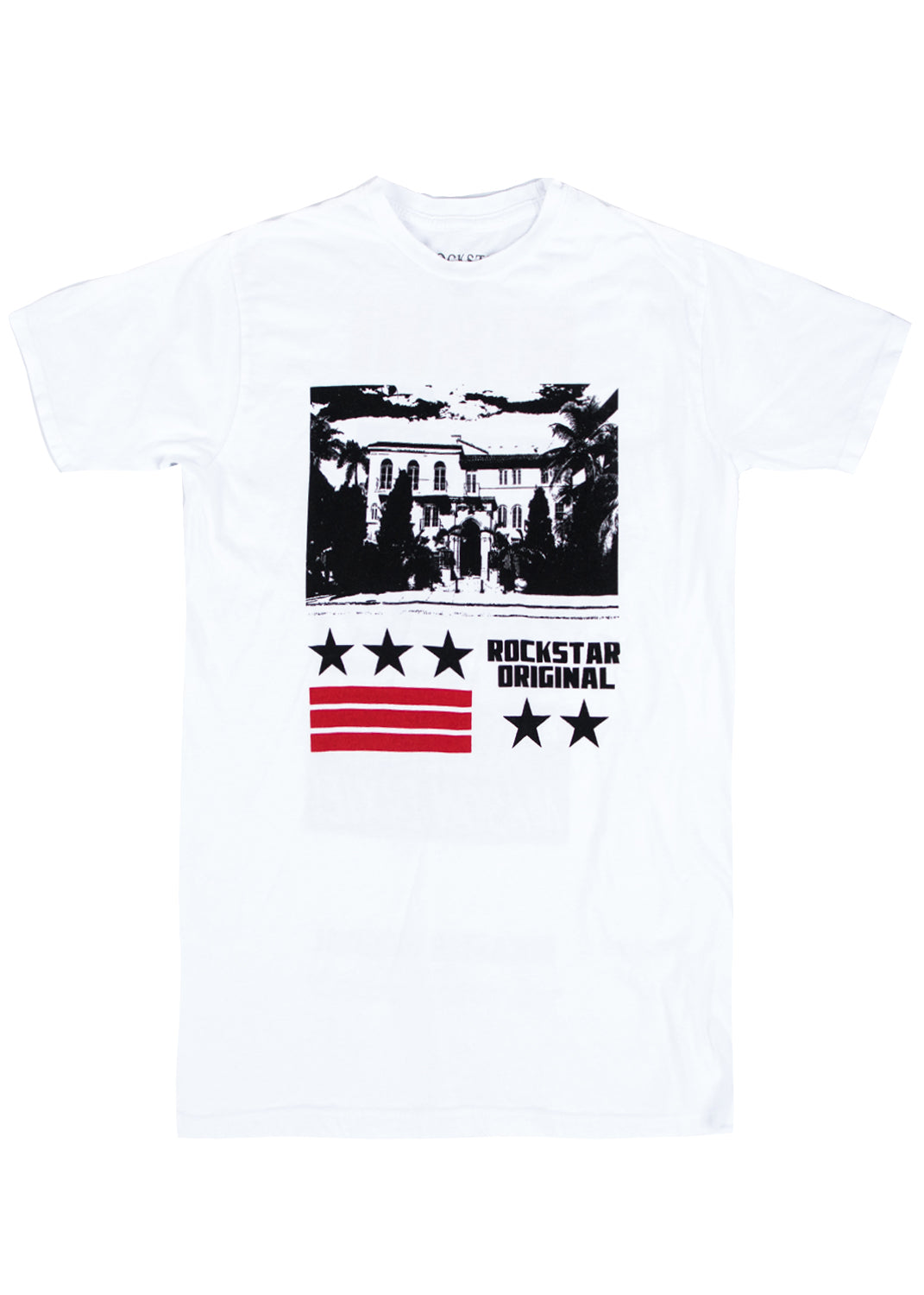 Party T Shirt (White)