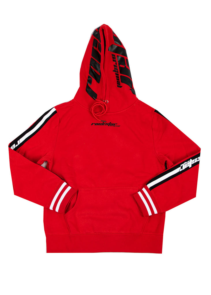 Rocky Sweater (Red)