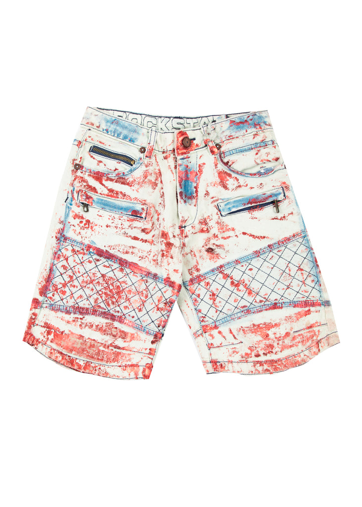 Angel Red Shorts (Kids)