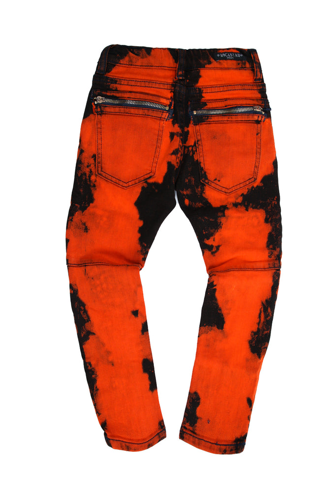 Kids Michelangelo Pant (Orange)