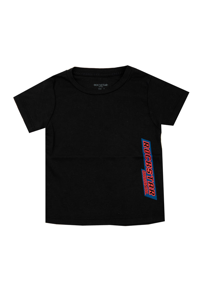 Elliot Black T-Shirt (Kids)