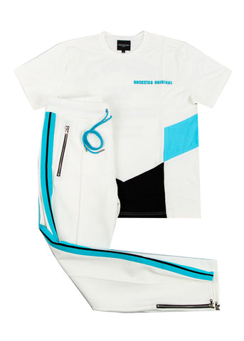 Russ Track Set (WHITE)