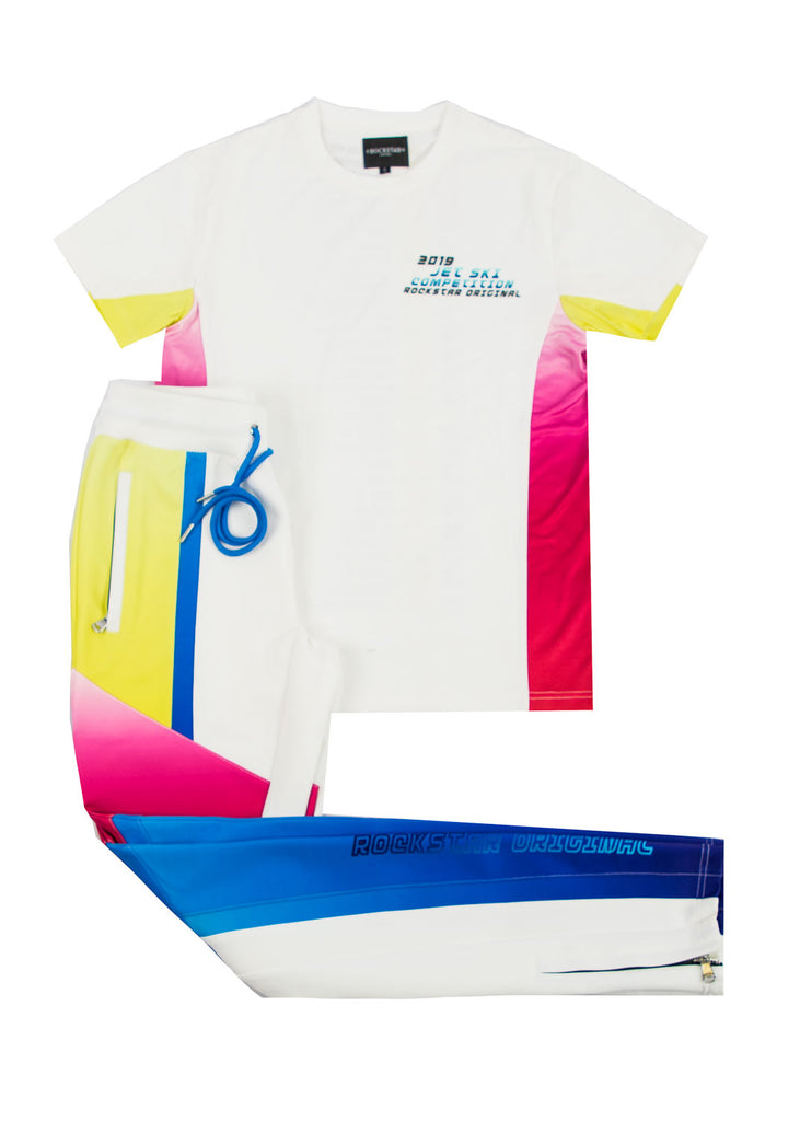 Ryder Summer 19 Track Set (White)