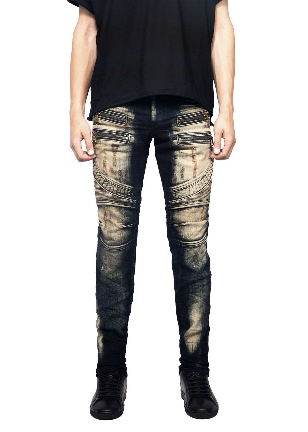 Andy Biker Jeans